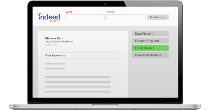 search millions of resumes for free - Indeed Resume